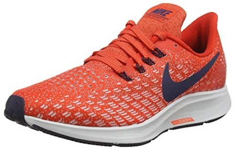 45275be2e323 Nike Air Zoom Pegasus 35 Men s Running Shoe - Red Image