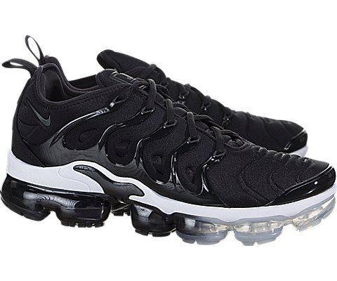 Nike Air VaporMax Plus Men's Shoe - Black Image 2
