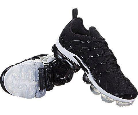 Nike Air VaporMax Plus Men's Shoe - Black Image 3