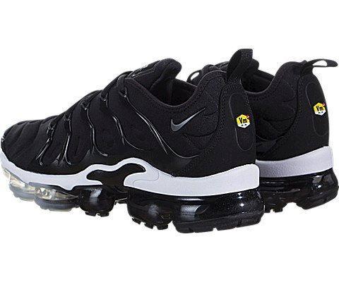 Nike Air VaporMax Plus Men's Shoe - Black Image 4