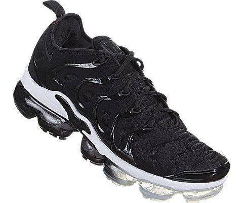 Nike Air VaporMax Plus Men's Shoe - Black Image 5