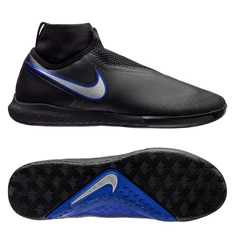 ad0ab33c20fc Nike React Phantom Vision Pro Dynamic Fit Indoor Court Football Shoe -  Black Image