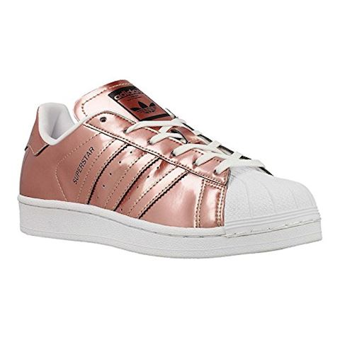 adidas  SUPERSTAR  women's Shoes (Trainers) in brown Image