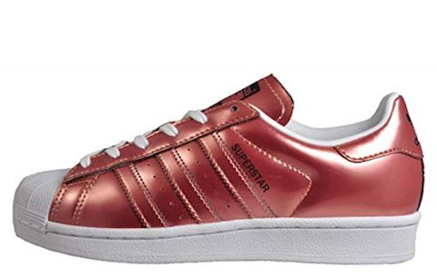 adidas  SUPERSTAR  women's Shoes (Trainers) in brown Image 11