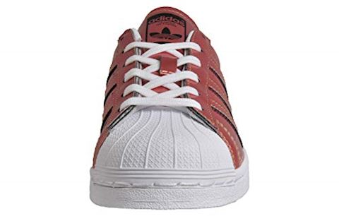 adidas  SUPERSTAR  women's Shoes (Trainers) in brown Image 13