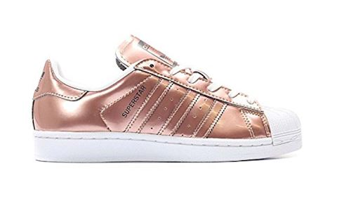 adidas  SUPERSTAR  women's Shoes (Trainers) in brown Image 2