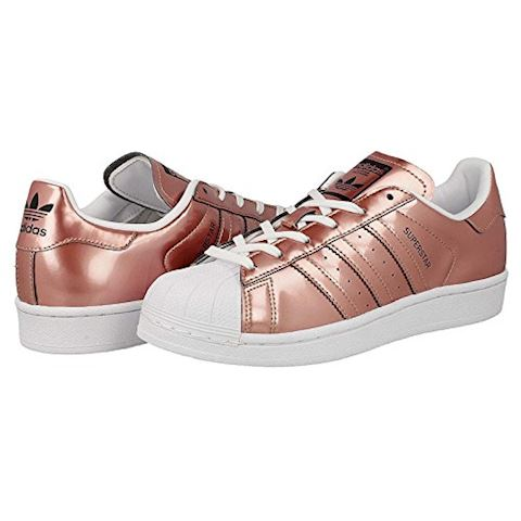 adidas  SUPERSTAR  women's Shoes (Trainers) in brown Image 3