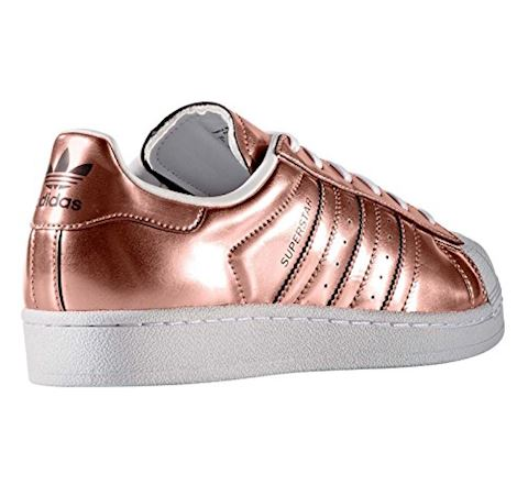 adidas  SUPERSTAR  women's Shoes (Trainers) in brown Image 4