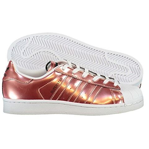 adidas  SUPERSTAR  women's Shoes (Trainers) in brown Image 5