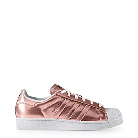 adidas  SUPERSTAR  women's Shoes (Trainers) in brown Image 6