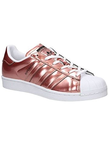 adidas  SUPERSTAR  women's Shoes (Trainers) in brown Image 7