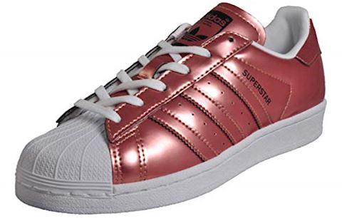adidas  SUPERSTAR  women's Shoes (Trainers) in brown Image 9
