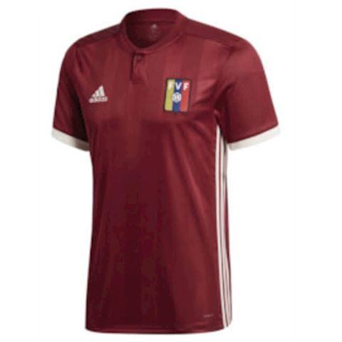 adidas Venezuela Mens SS Home Shirt 2018 Image
