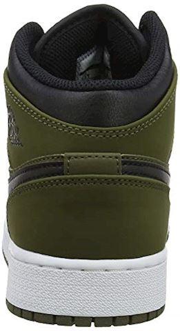 Nike Jordan 1 Mid - Grade School Shoes Image 2