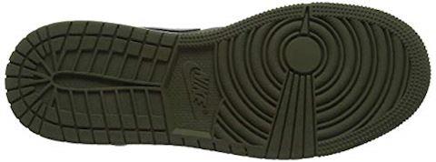 Nike Jordan 1 Mid - Grade School Shoes Image 3