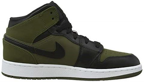 Nike Jordan 1 Mid - Grade School Shoes Image 6