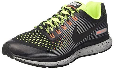 Nike Air Zoom Pegasus 34 Shield Older Kids'Running Shoe - Black Image