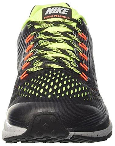 Nike Air Zoom Pegasus 34 Shield Older Kids'Running Shoe - Black Image 4