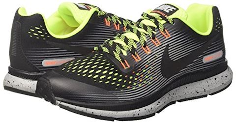 Nike Air Zoom Pegasus 34 Shield Older Kids'Running Shoe - Black Image 5