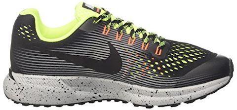 Nike Air Zoom Pegasus 34 Shield Older Kids'Running Shoe - Black Image 6