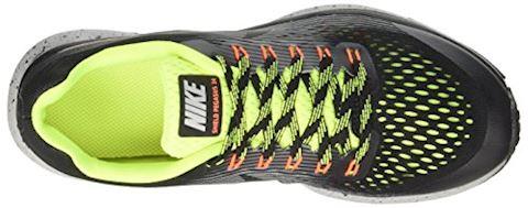Nike Air Zoom Pegasus 34 Shield Older Kids'Running Shoe - Black Image 7
