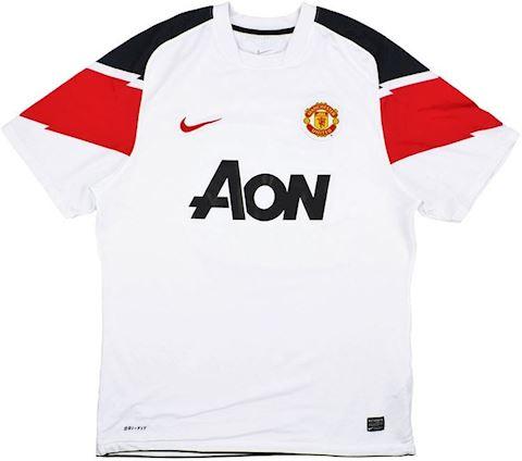 Nike Manchester United Kids SS Away Shirt 2010/12 Image