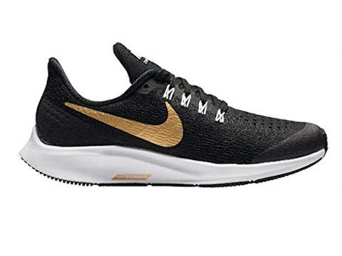 Nike Air Zoom Pegasus 35 Shield Younger/Older Kids'Running Shoe - Black Image