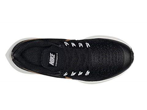 Nike Air Zoom Pegasus 35 Shield Younger/Older Kids'Running Shoe - Black Image 3