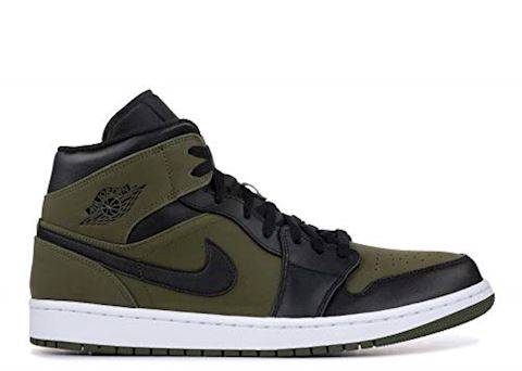 Nike Air Jordan 1 Mid Men's Shoe - Green