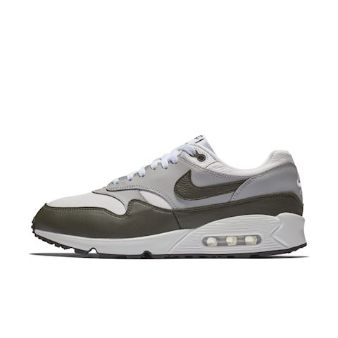 61c7092347 Nike Air Max 90/1 Men's Shoe - White | AJ7695-107 | FOOTY.COM