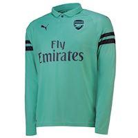f01c9b061d9 Puma Arsenal Mens LS Third Shirt 2018 19