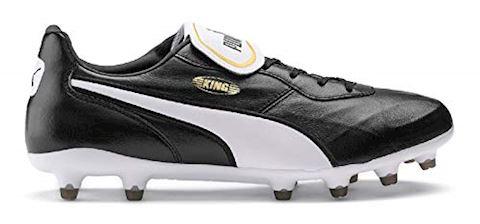Image result for Puma King Top FG - Puma Black/Puma White