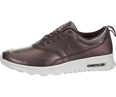 Nike Air Max Thea Premium Women's Shoe - Brown Image