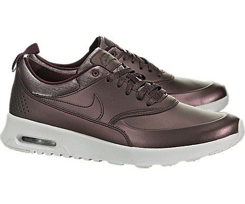 Nike Air Max Thea Premium Women's Shoe - Brown Image 2