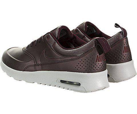 Nike Air Max Thea Premium Women's Shoe - Brown Image 4