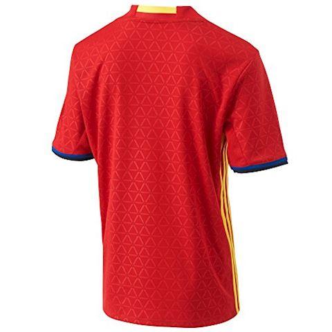 adidas Spain Kids SS Home Shirt 2016