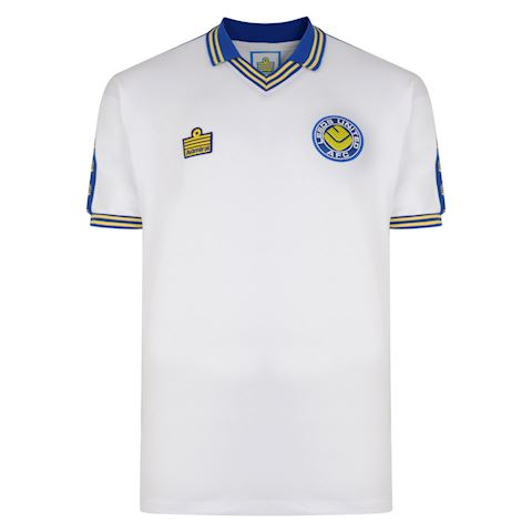 Score Draw Leeds United Mens SS Home Shirt 1978/79 Image