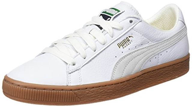 promo code cdc8d a8043 Puma Basket Classic Gum Deluxe Trainers