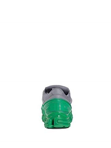 Adidas x Raf Simons Ozweego Green & Grey Image 2