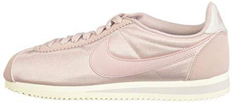 Nike Classic Cortez Nylon Women's Shoe - Pink Image 5