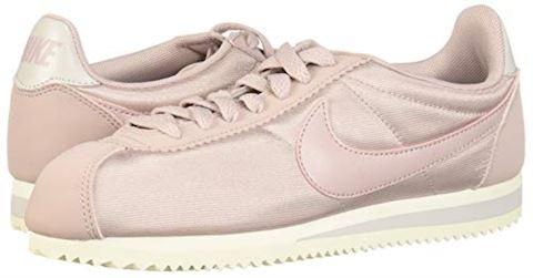 Nike Classic Cortez Nylon Women's Shoe - Pink Image 6