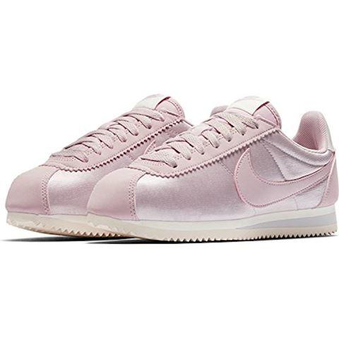 Nike Classic Cortez Nylon Women's Shoe - Pink Image 9