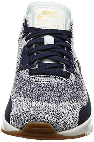 Nike  AIR MAX 90 ULTRA 2.0 FLYKNIT W  women's Shoes (Trainers) in blue Image 4