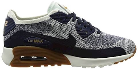 Nike  AIR MAX 90 ULTRA 2.0 FLYKNIT W  women's Shoes (Trainers) in blue Image 6