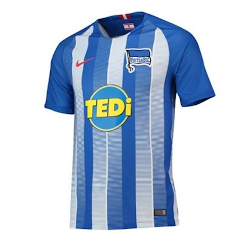 Nike Hertha Berlin Mens SS Home Shirt 2018/19