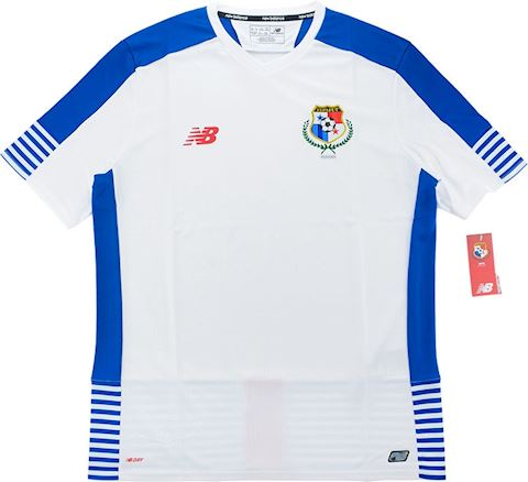 New Balance Panama Mens SS Away Shirt 2016 Image