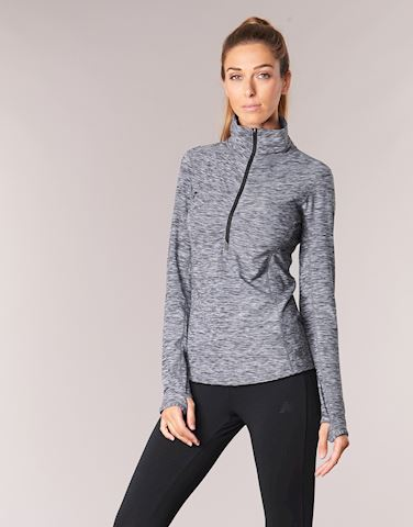 New Balance  IN TRANSIT  women's Tracksuit jacket in grey Image 2