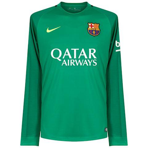 Nike Barcelona Mens LS Goalkeeper Home Shirt 2016/17
