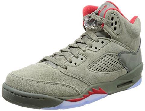 Nike Air Jordan 5 Retro Older Kids' Shoe - Grey Image