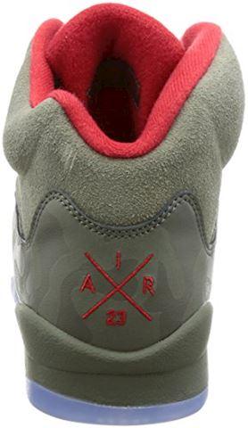 Nike Air Jordan 5 Retro Older Kids' Shoe - Grey Image 2